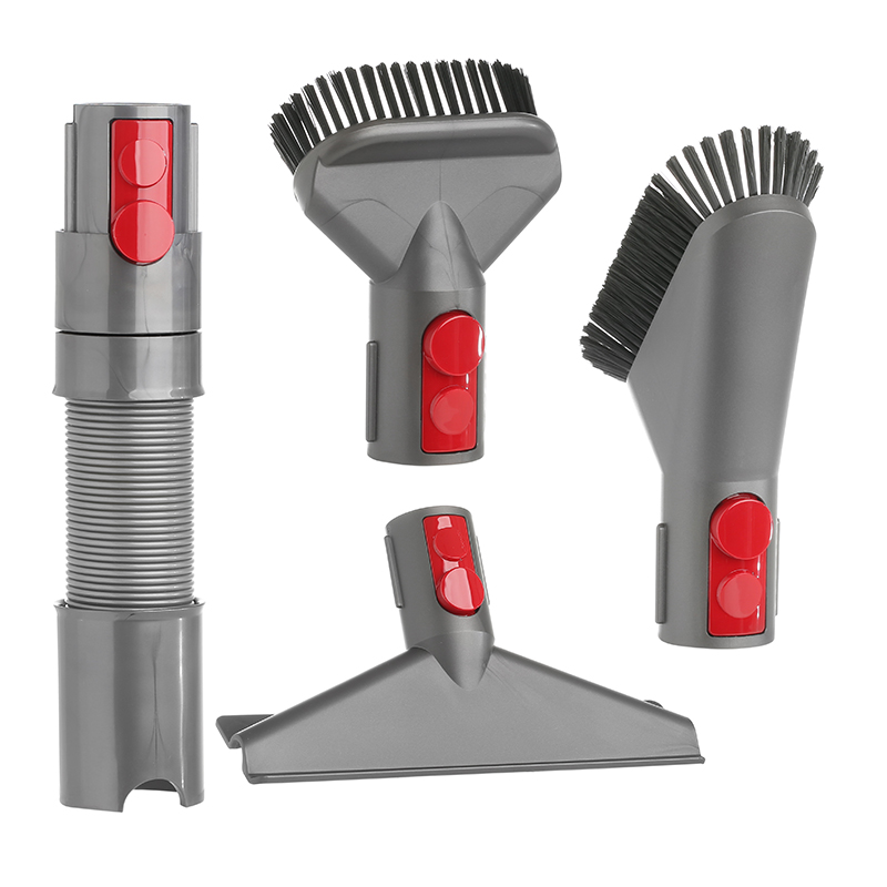 VacWiz®  Quick Release Accessory Tool Kit 6pcs for Dyson Vacuums