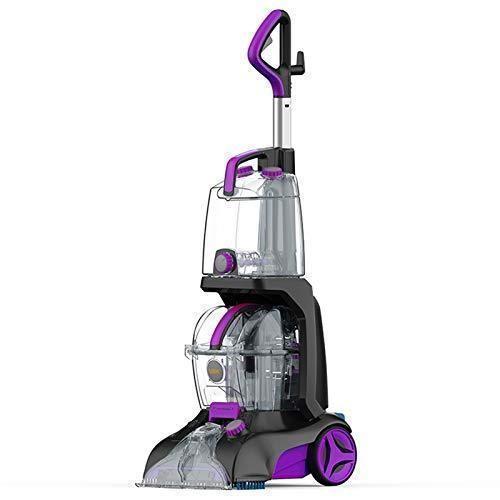 Vax Rapid Power Refresh Carpet Washer Cleaner Grey Purple CDCW-RPXR
