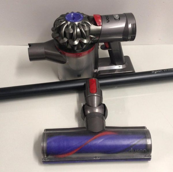 Fixing your Dyson vacuum cleaner